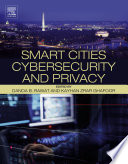 Smart Cities Cybersecurity and Privacy Book