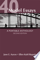 40 Model Essays