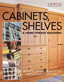 Cabinets  Shelves   Home Storage Solutions