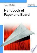 Handbook of Paper and Board Book