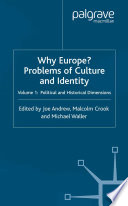 Why Europe  Problems of Culture and Identity