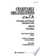 Charitable Organizations of the U.S.