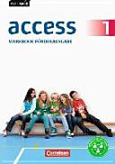 English G Access 01: 5. Schuljahr. Workbook Förderausgabe