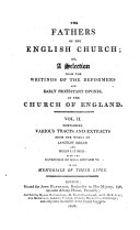 The Fathers of the English Church