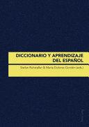 Diccionario y aprendizaje del español