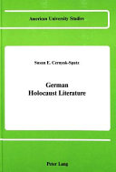 German Holocaust Literature