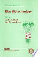Rice Biotechnology