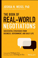The Book of Real-World Negotiations Pdf