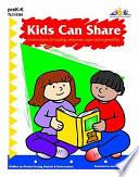 Kids Can Share Book PDF