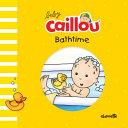 Baby Caillou  Bathtime