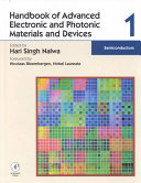 Handbook of Advanced Electronic and Photonic Materials and Devices  Semiconductors