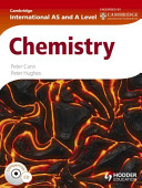 Books - AS And A Level Chemistry Students Book | ISBN 9781444181333