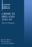 Crime in Ireland  1945 95