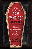 The New Vampire's Handbook Pdf/ePub eBook