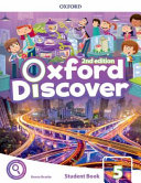 Oxford Discover  Level 5  Students Book with App Pack