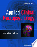 Applied Clinical Neuropsychology Book PDF