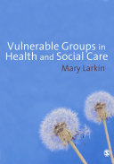 Vulnerable Groups in Health and Social Care Pdf/ePub eBook