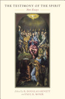 The Testimony of the Spirit Pdf/ePub eBook