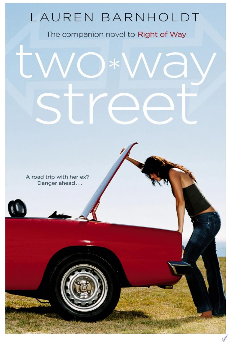 Two-way Street banner backdrop