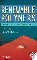 Renewable Polymers Book