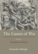 The Causes of War Pdf/ePub eBook