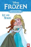 Disney Frozen Adventures  Ice and Magic