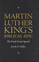 Martin Luther King's Biblical Epic