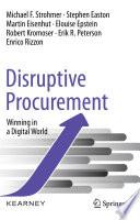 Disruptive Procurement Book PDF