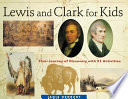 Lewis And Clark For Kids Book PDF