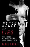 Pdf Deception and Lies Telecharger