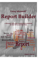 Using Microsoft Report Builder