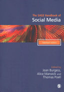Cover of The SAGE Handbook of Social Media