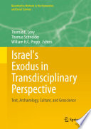 Israel s Exodus in Transdisciplinary Perspective