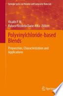 Polyvinylchloride-based Blends