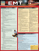 Emergency Medical Technician Quick Reference Guide Book
