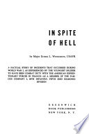 In Spite of Hell