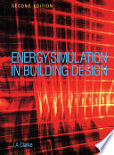 Energy Simulation in Building Design