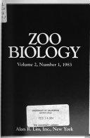 Zoo Biology