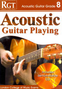 Acoustic Guitar Playing, Grade 8