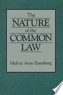 The Nature of the Common Law Book Online