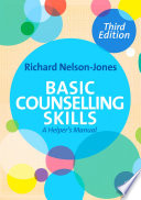 Basic Counselling Skills Book