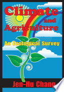 Climate and Agriculture Book
