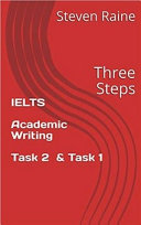 Pdf IELTS Academic Writing Task Two & Task One Three Steps