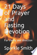 21 Days of Prayer and Fasting Devotion
