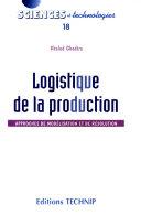 Logistique de la production