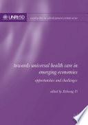 Towards Universal Health Care in Emerging Economies