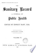 The exhibition record  a descriptive account of the principal exhibits  compiled from special suppl  issued with the  Sanitary record