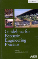 Guidelines for Forensic Engineering Practice Book