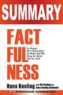 SUMMARY of Factfulness Book