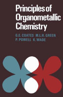 Principles of Organometallic Chemistry